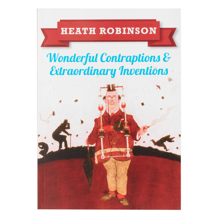 Wonderful Contraptions and Extraordinary Inventions