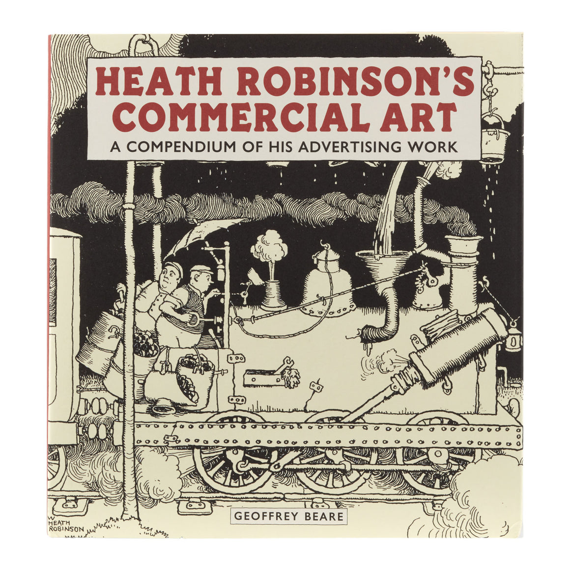 Heath Robinson's Commercial Art