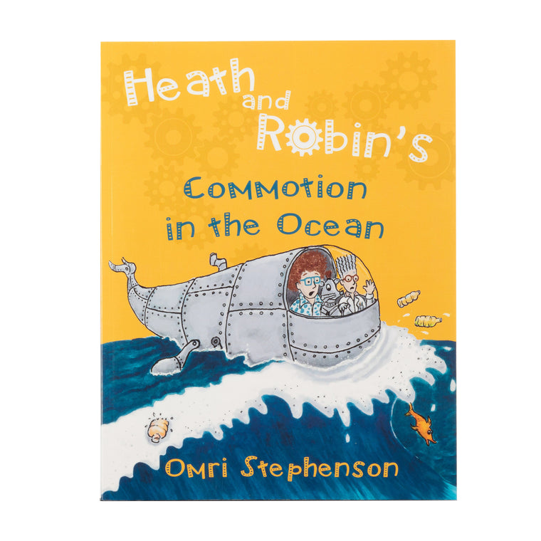 Heath & Robin's Commotion in the Ocean