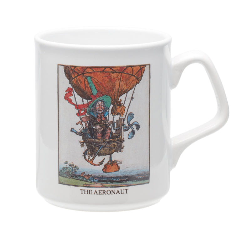Mug (Earthenware) - The Aeronaut