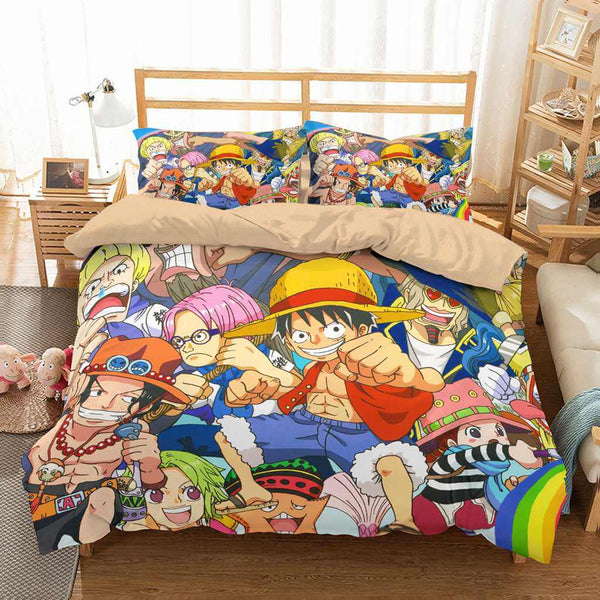 3D Customize One Piece Bedding Set Duvet Cover Set Bedroom Set Bedlinen