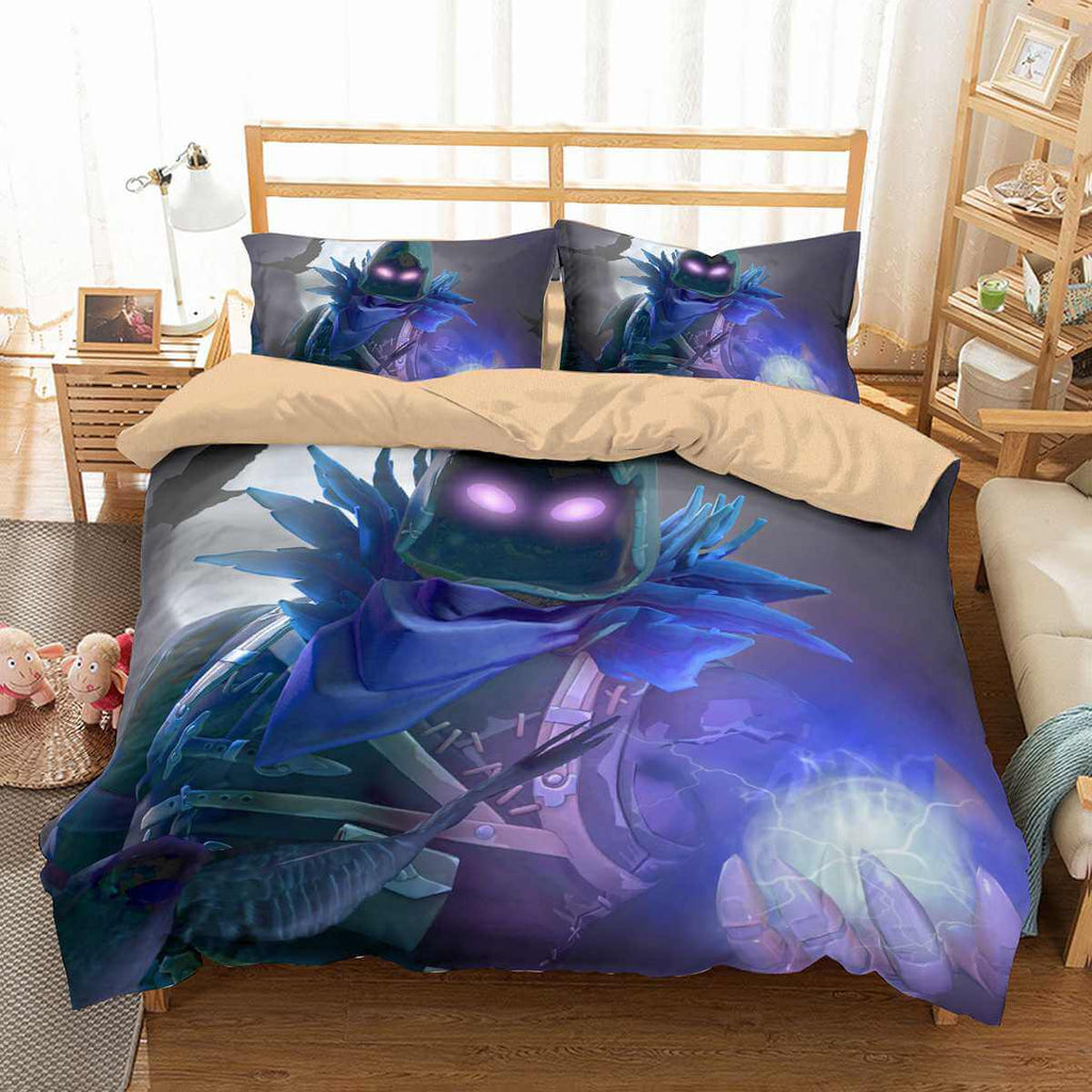 Cartoon Customized Bedding Threelemonshome Three