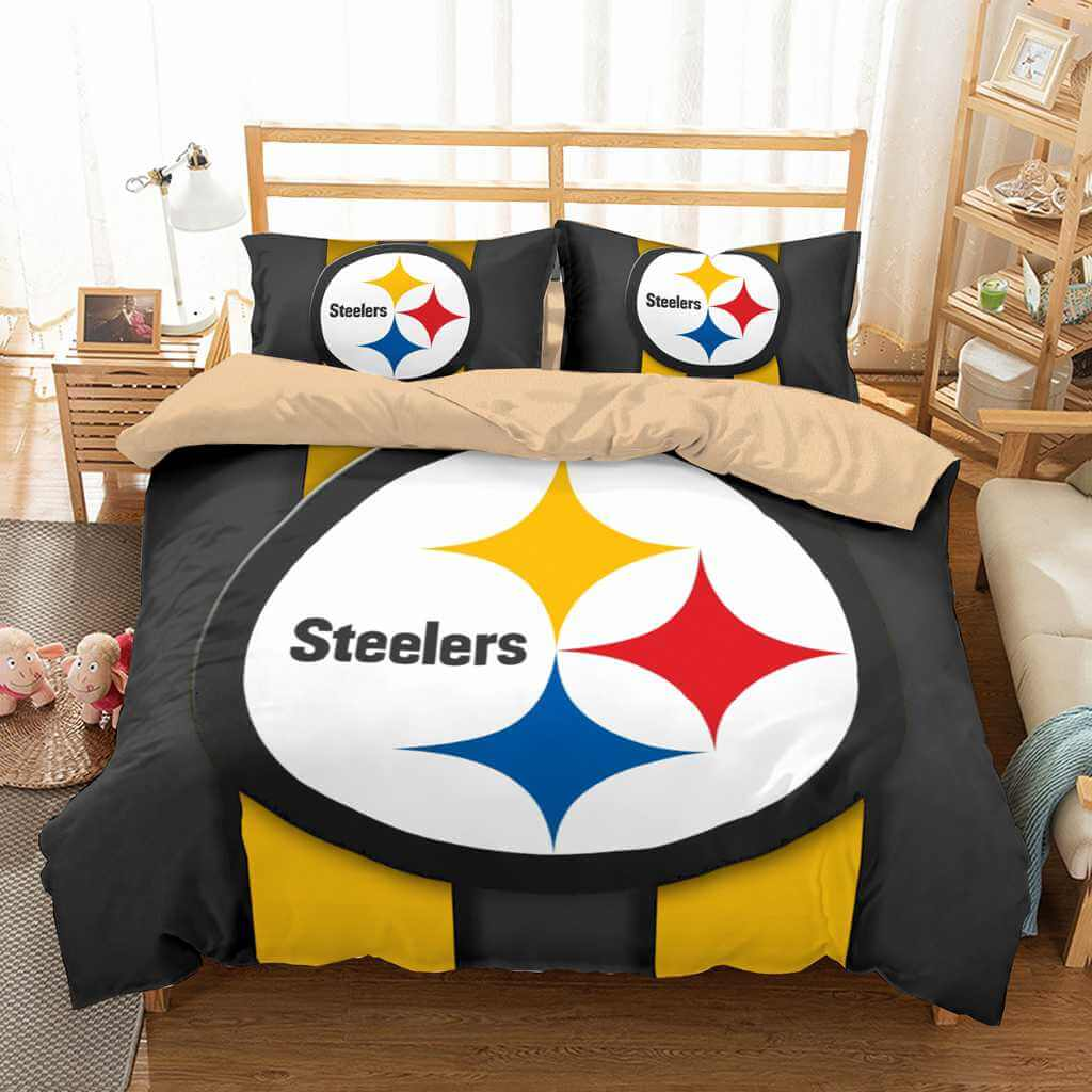 Merveilleux 3D Customize Pittsburgh Steelers Bedding Set Duvet Cover Set Bedroom Set  Bedlinen