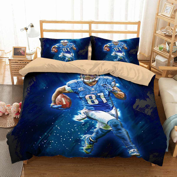 3D Customize Madden NFL 18 Forums Bedding Set Duvet Cover Set Bedroom Set Bedlinen