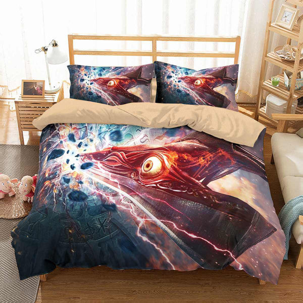 3D Customize Soul Calibur Bedding Set Duvet Cover Set Bedroom Set Bedlinen