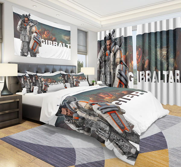 Custom Altered Carbon Duvet Cover Set Pillowcases Tapestry Curtains