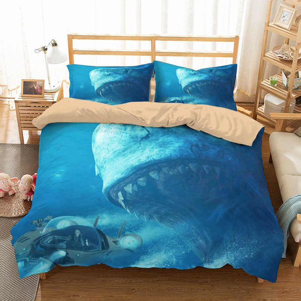 3D Customize The Meg Bedding Set Duvet Cover Set Bedroom Set Bedlinen