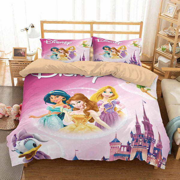 3D Customize Disney Bedding Set Duvet Cover Set Bedroom Set Bedlinen