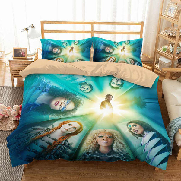 3D Customize A Wrinkle in Time Bedding Set Duvet Cover Set Bedroom Set Bedlinen - Three Lemons Hometextile