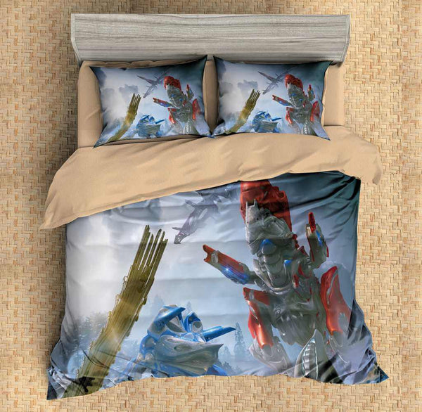 3D Customize Power Rangers Bedding Set Duvet Cover Set Bedroom Set Bedlinen