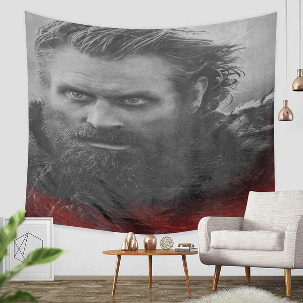 3D Custom Game of Thrones Tapestry Throw Wall Hanging Bedspread - Three Lemons Hometextile