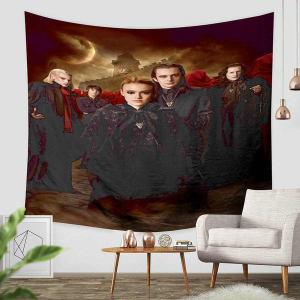3D Custom The Twilight Saga Tapestry Throw Wall Hanging Bedspread - Three Lemons Hometextile