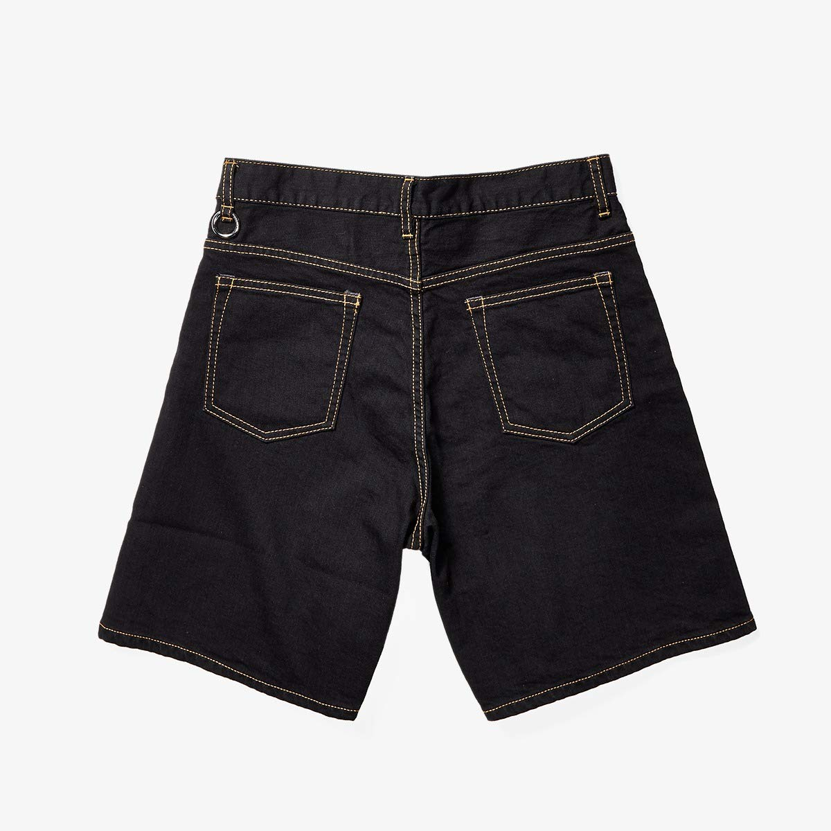 Lyra Denim Shorts in Zuleta