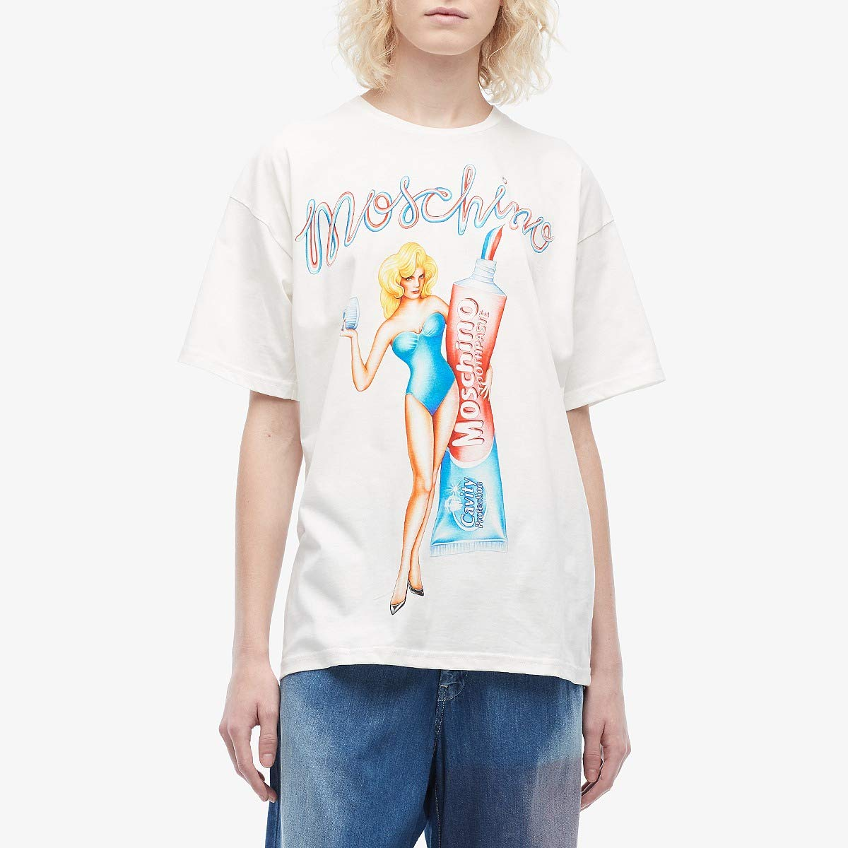 Pin Up Oversized T-Shirt