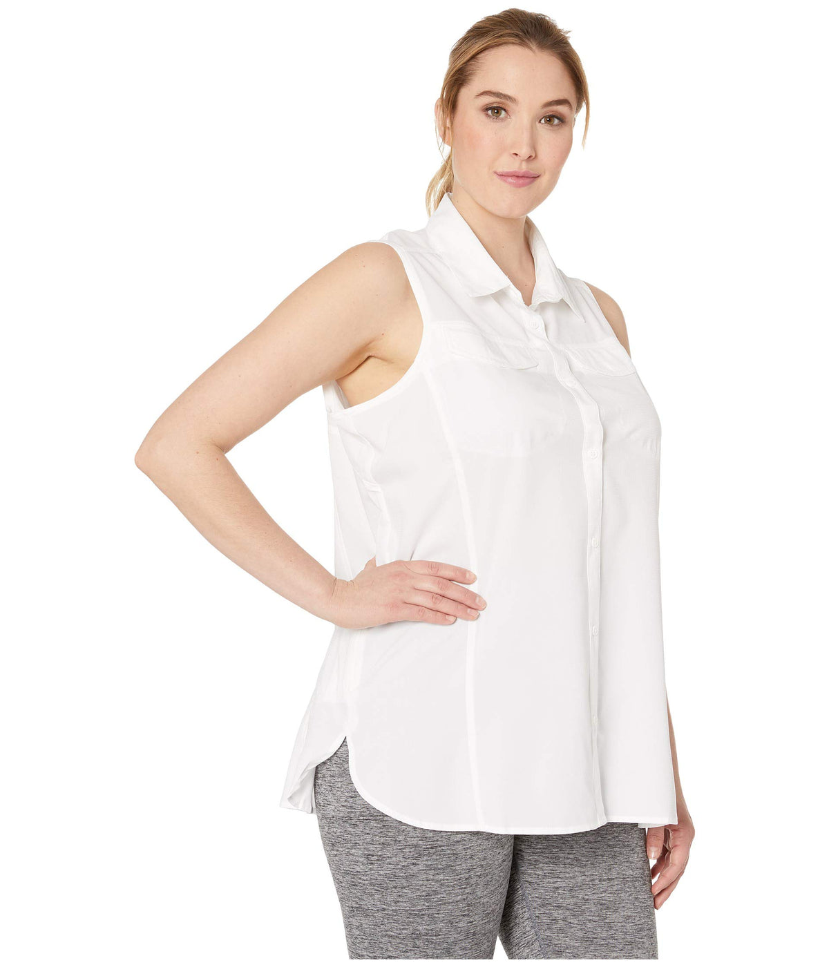 Plus Size Silver Ridge™ Lite Sleeveless