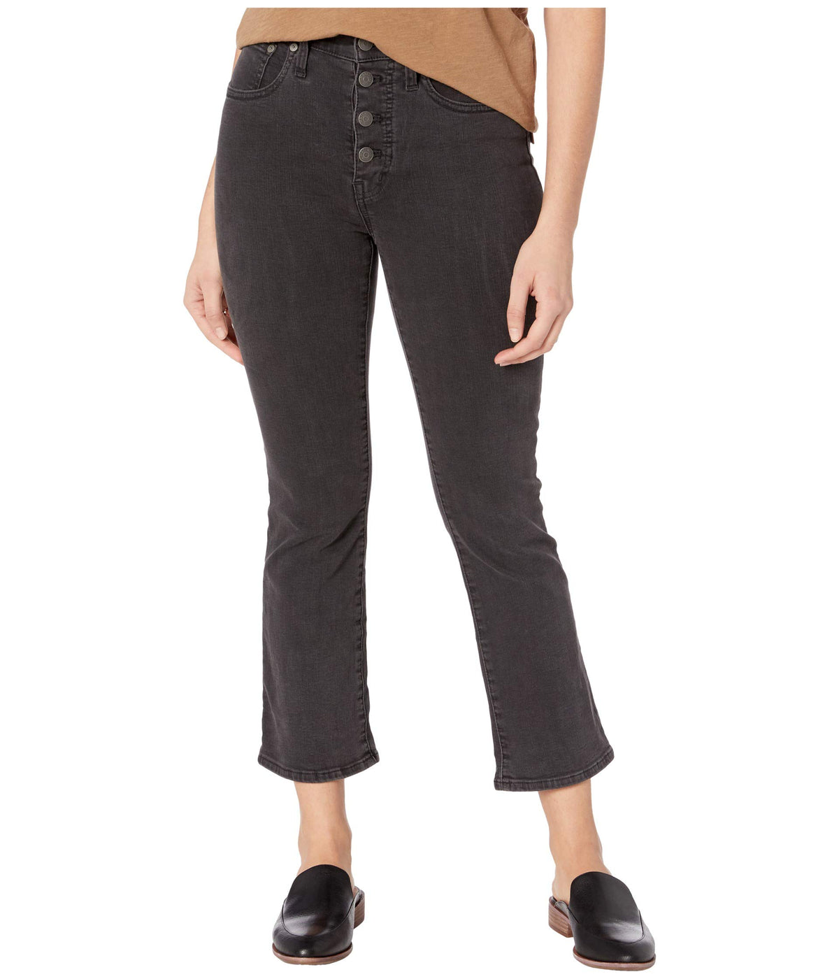 Cali Demi-Boot Jeans in Bellspring Wash