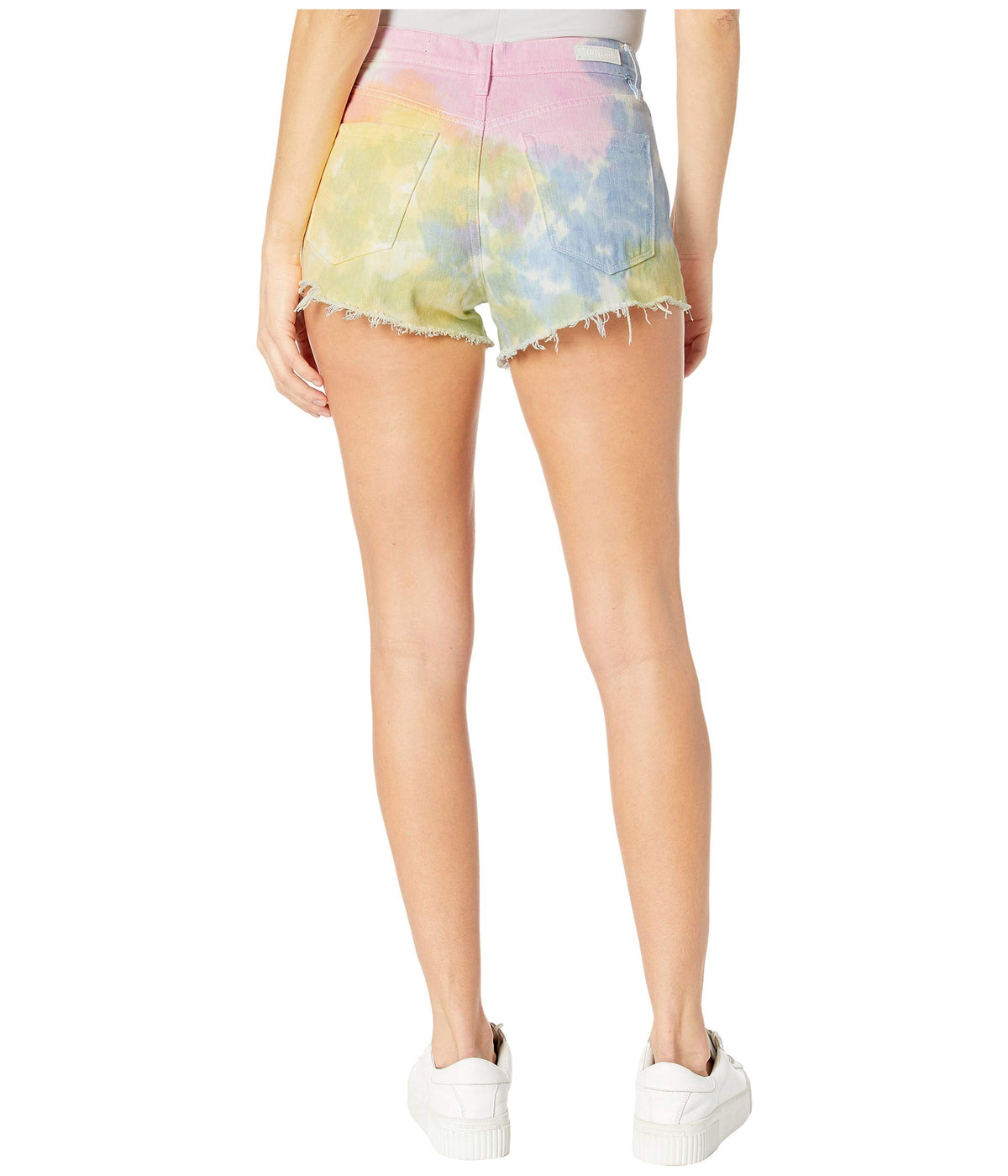 The Barrow Hi Rise Tie-Dye Shorts