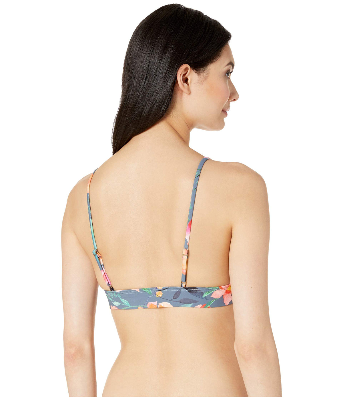 Meadowbrook Fixed Tri Bikini Top