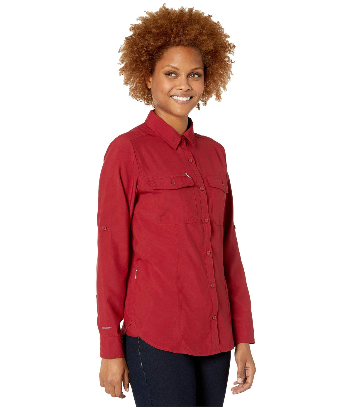 Bug Barrier™ Expedition Dry Long Sleeve Shirt