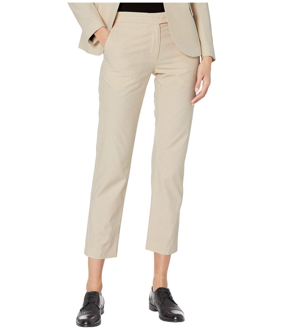PS Cotton/Viscose Trousers
