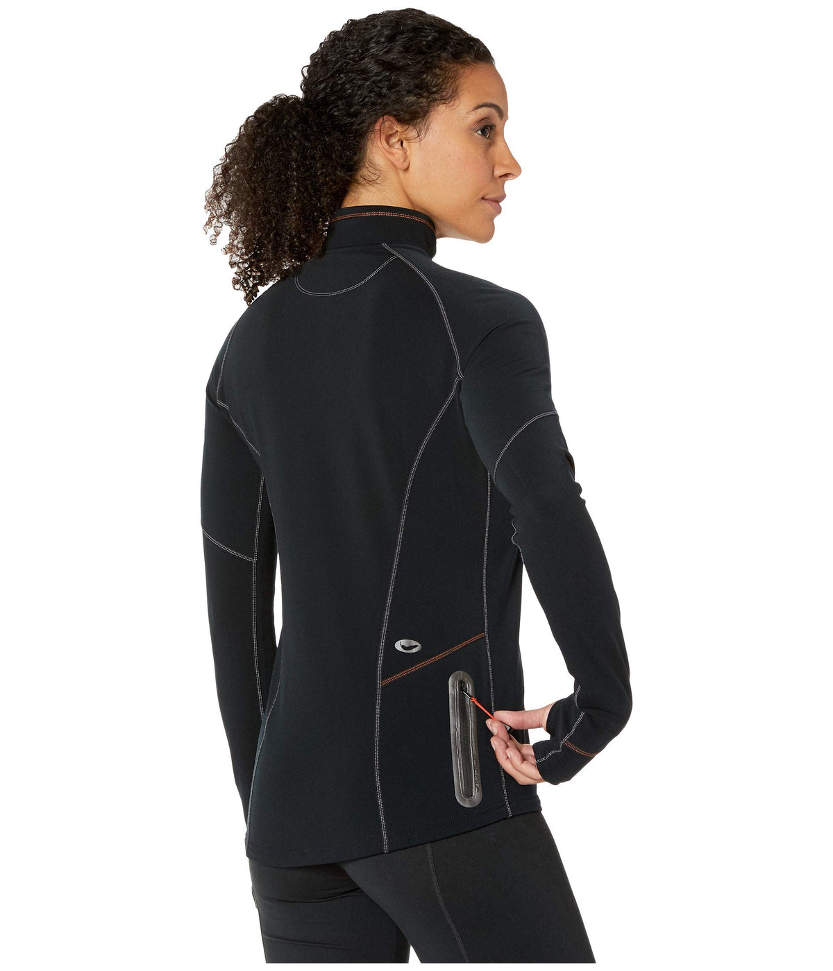 Micro Elite XT Pocket Zip-T