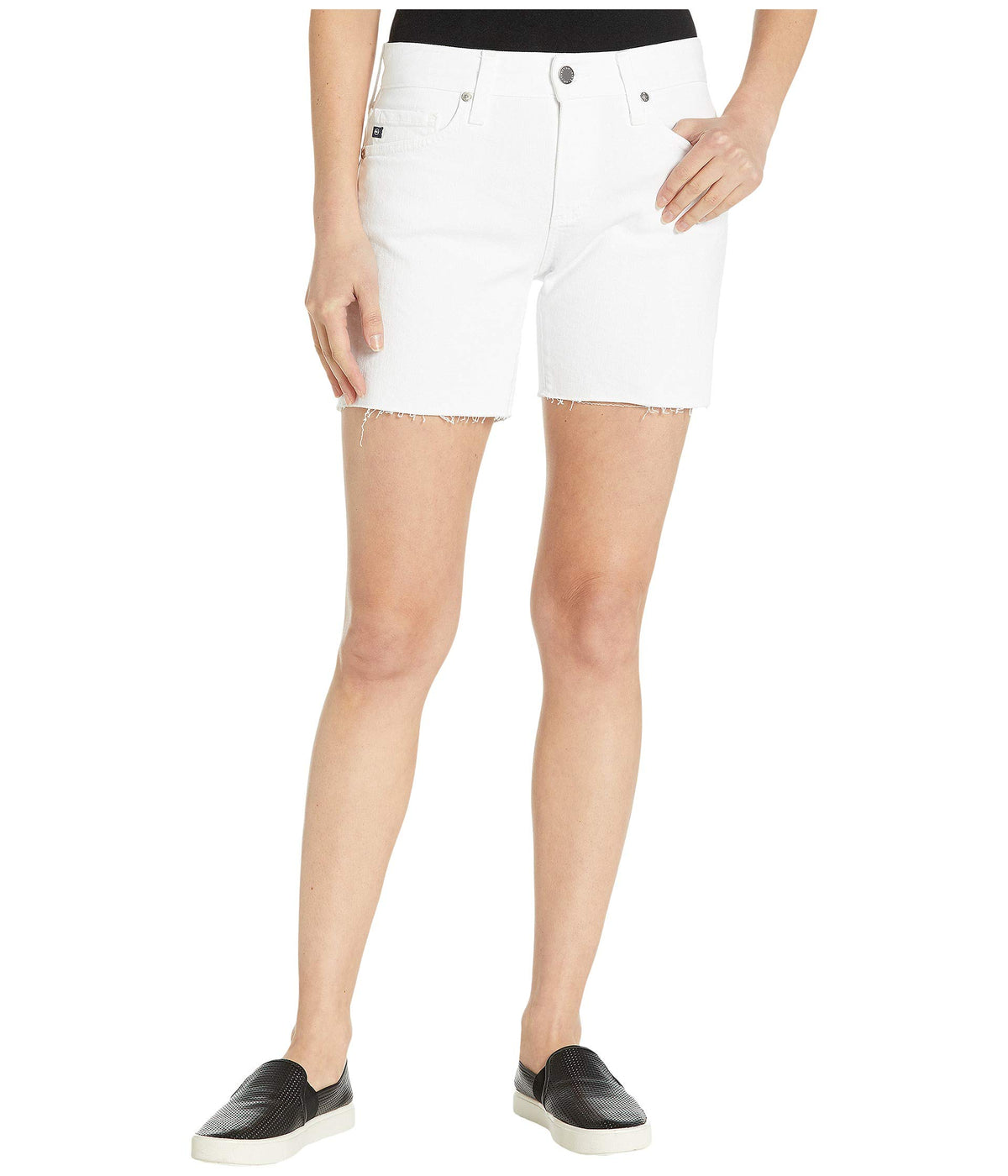 Becke Shorts in White