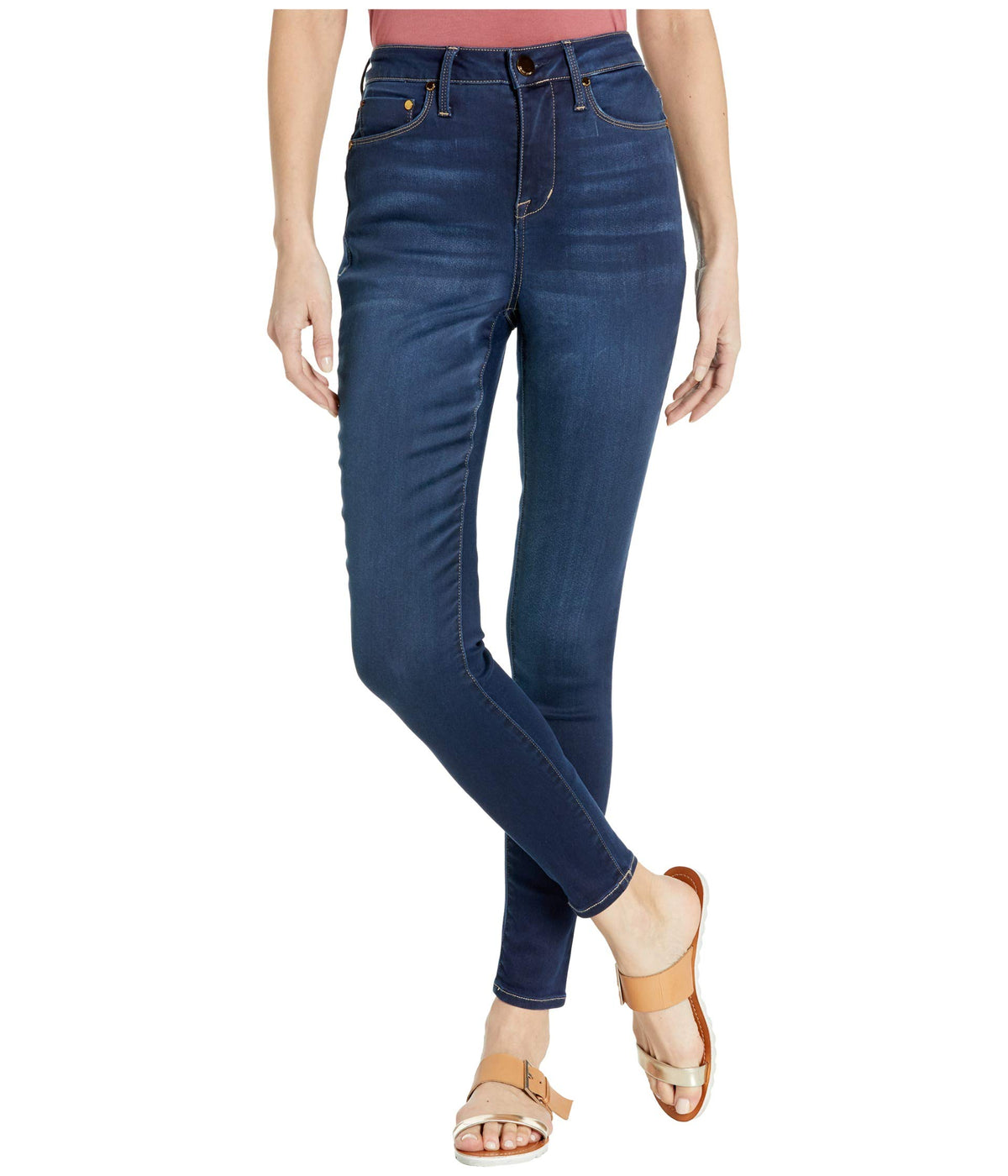 Skinfit High-Rise Jegging Jeans in Jarell