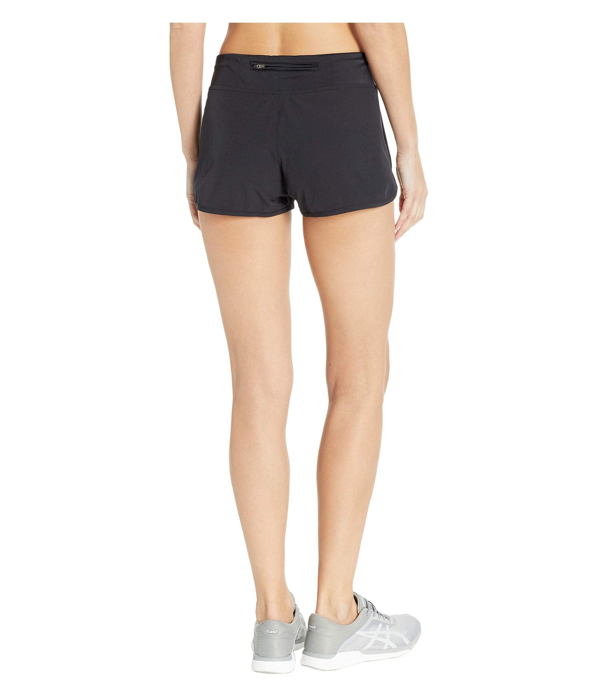 Active Solid Pull-On Shorts