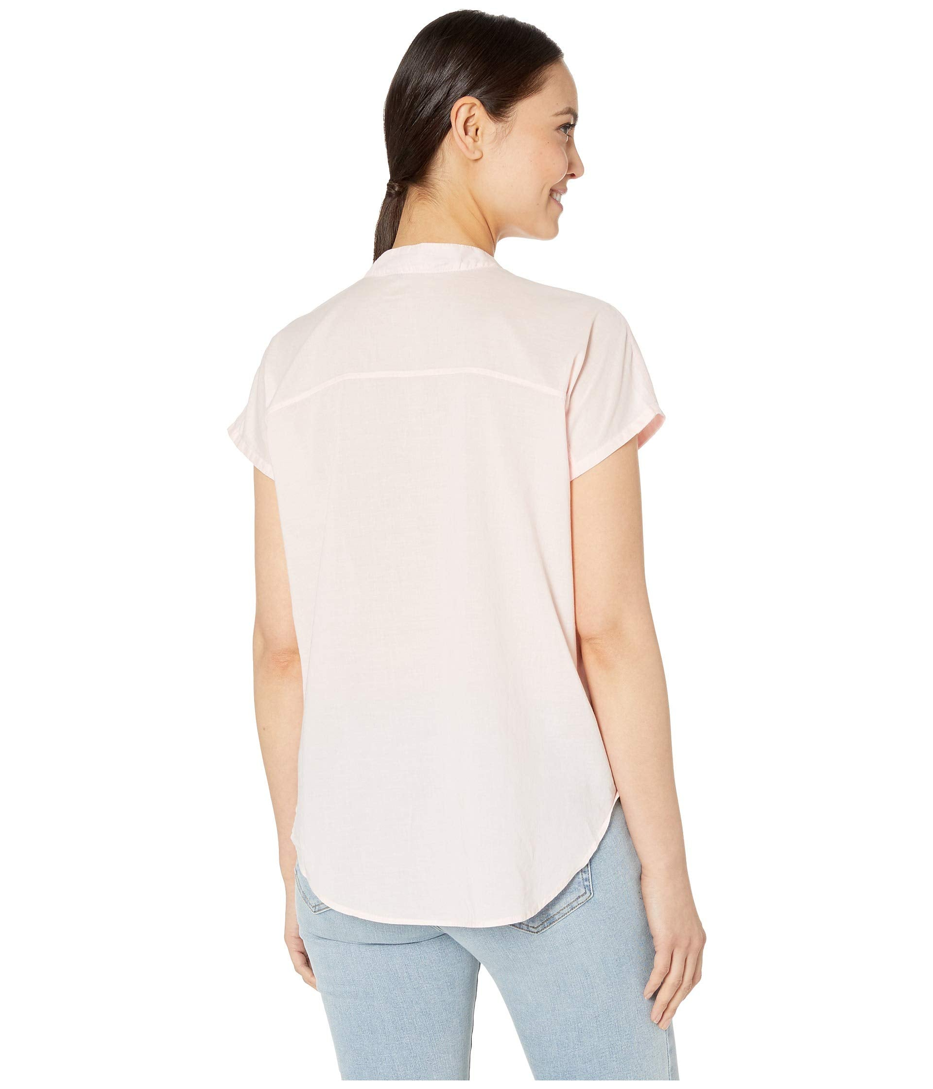 Short Sleeve Desercana Top