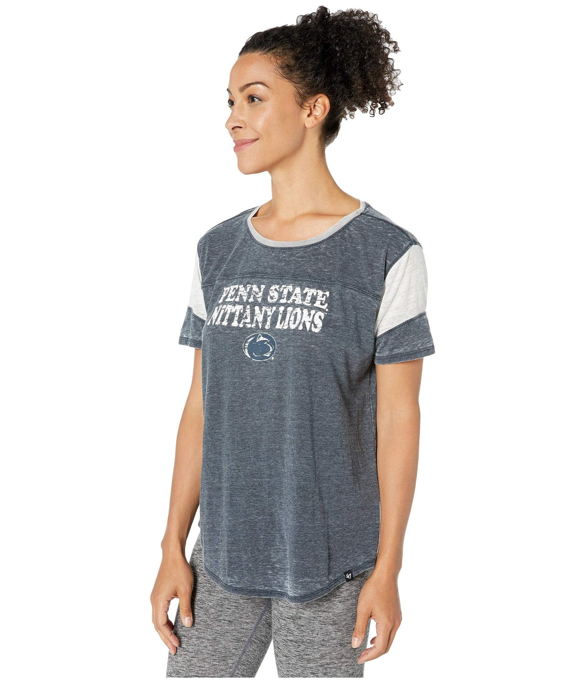 Penn State Nittany Lions Fade Out Boyfriend Tee