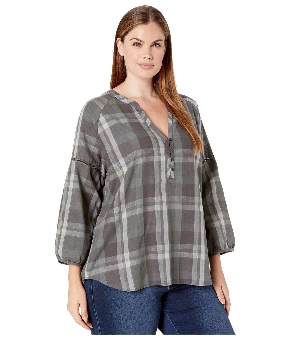 Plus Size Elena Top