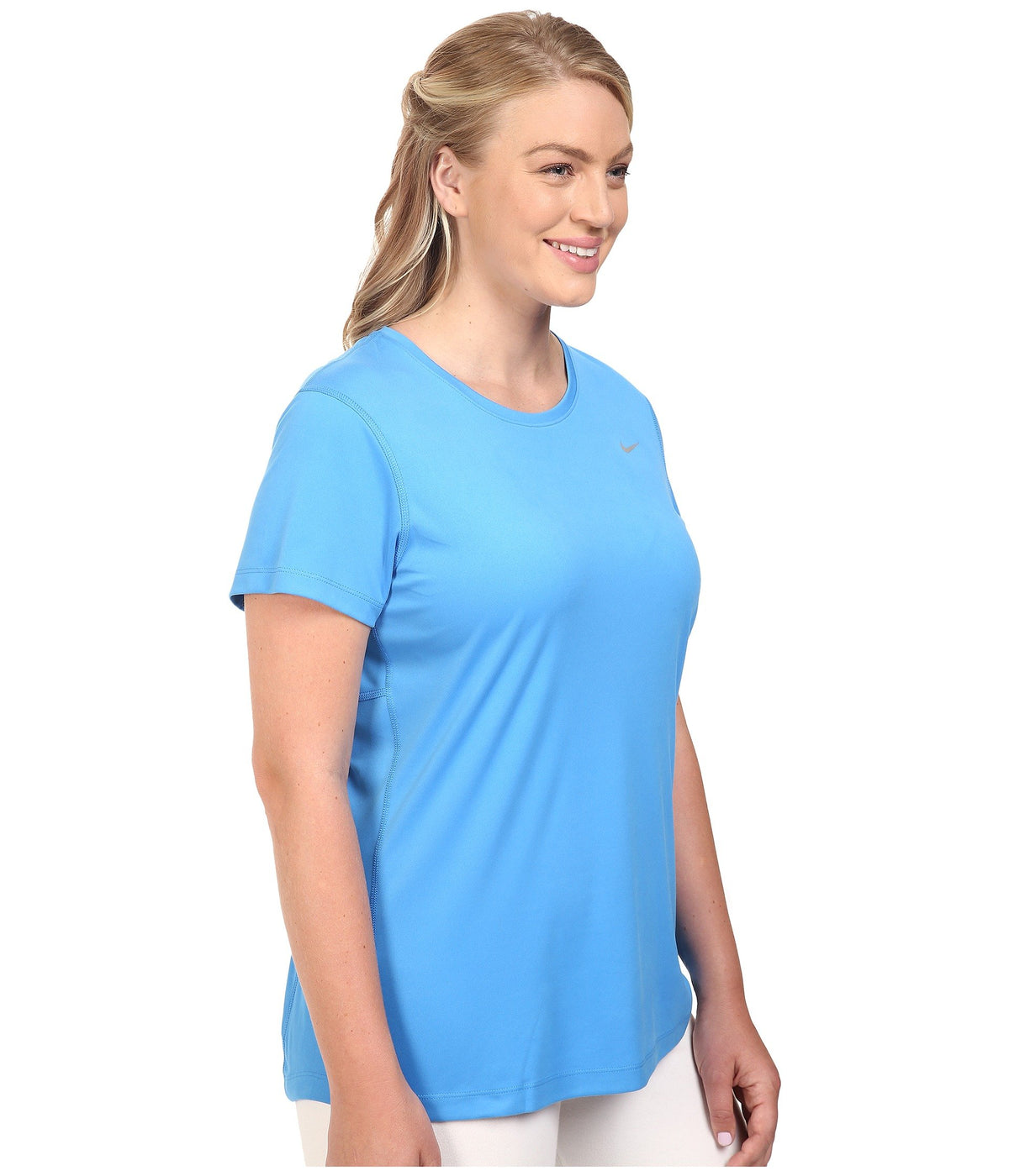 Miler Short-Sleeve Running Top (Size 1X-3X)