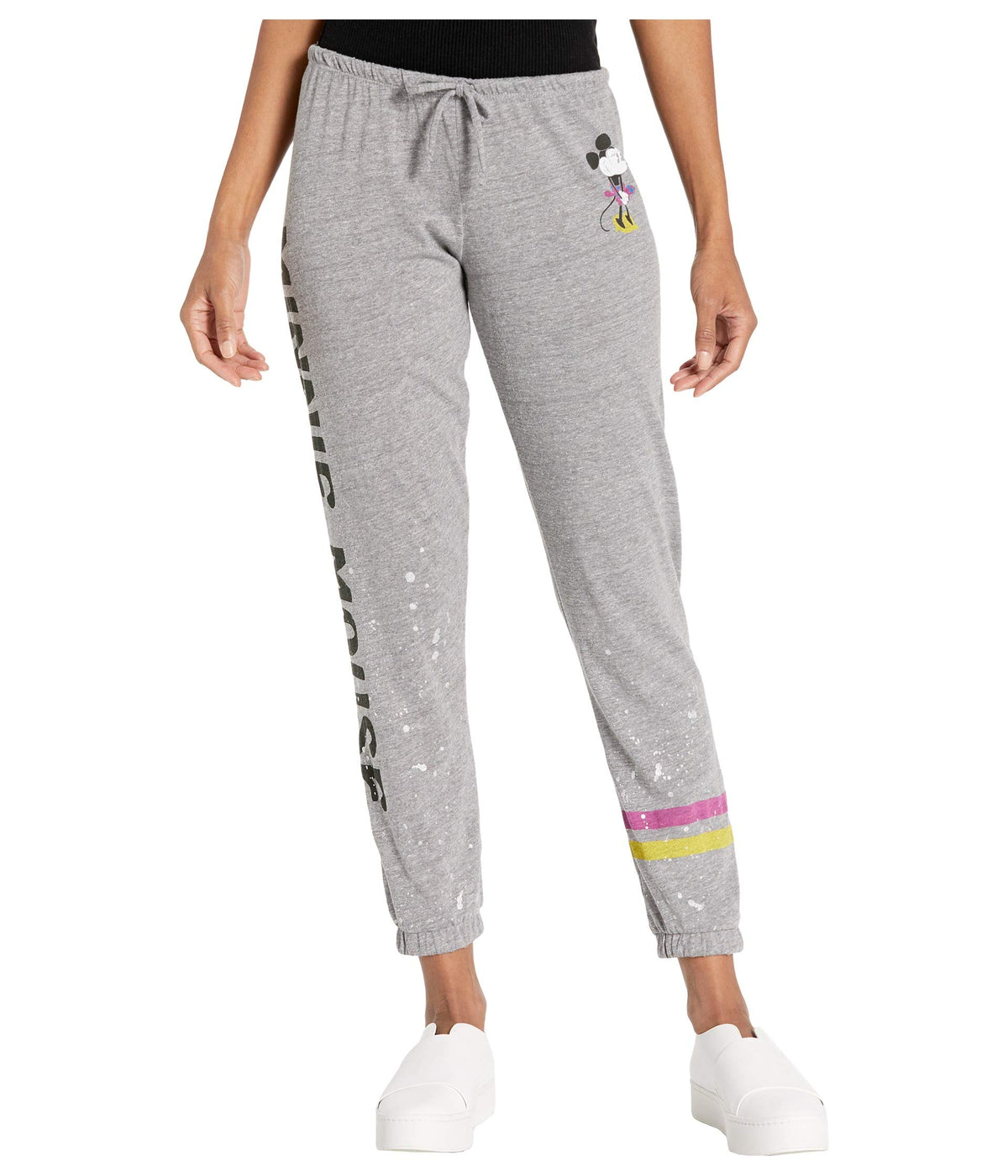 "Disney® Minnie Mouse ""Classic Minnie"" Tri-Blend Slouchy Lounge Pants"
