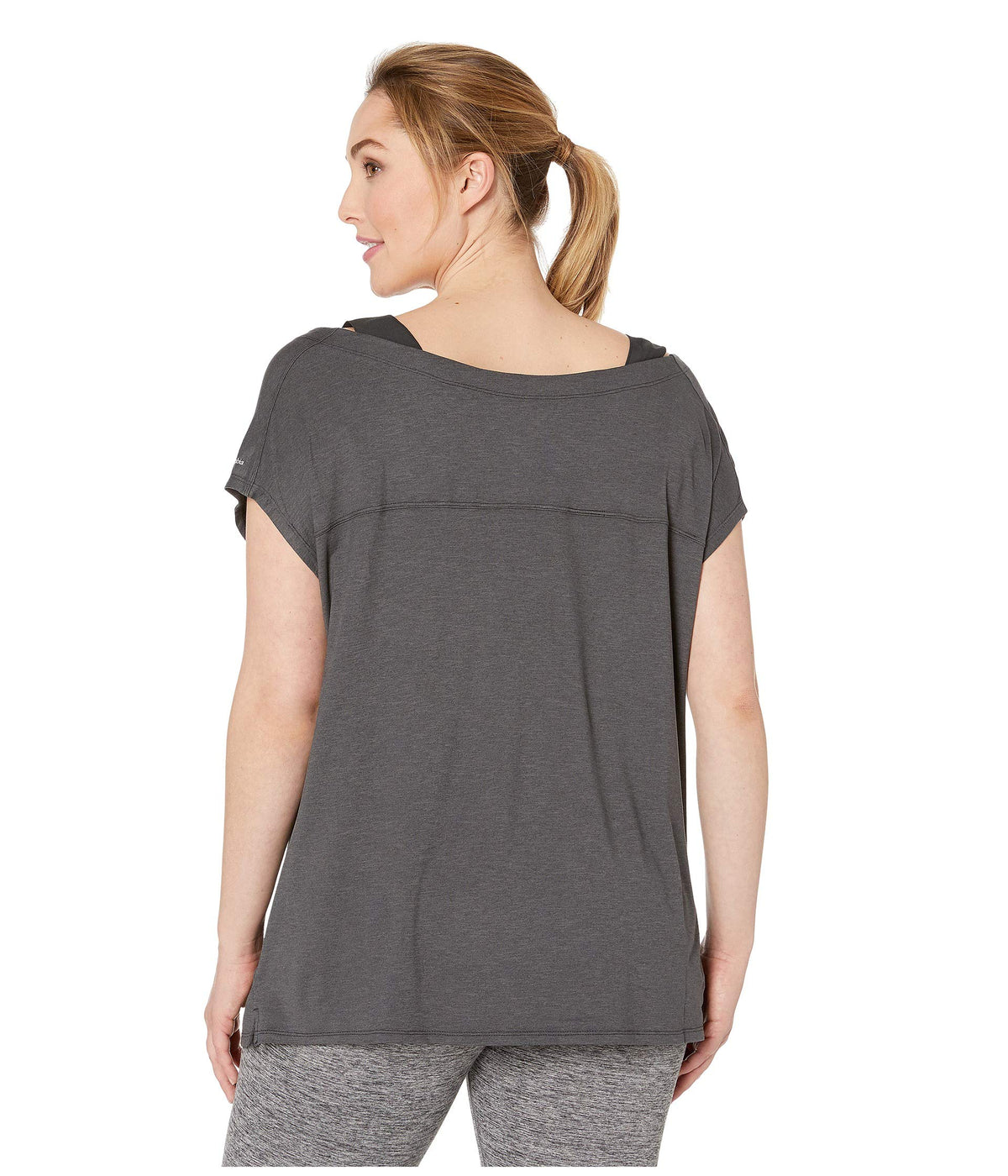 Plus Size Place To Place™ Short Sleeve Shirt
