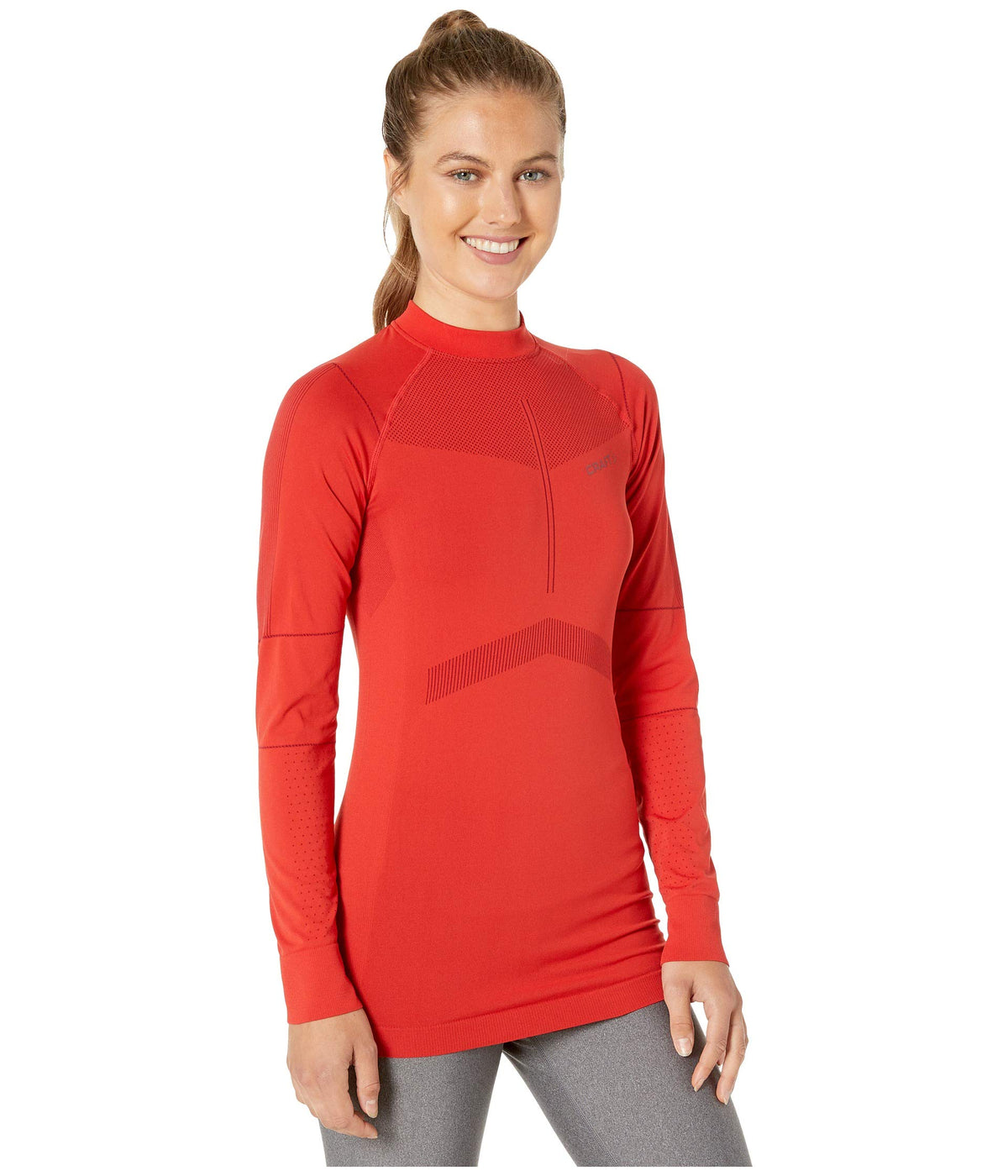 Active Intensity Crew Neck Long Sleeve