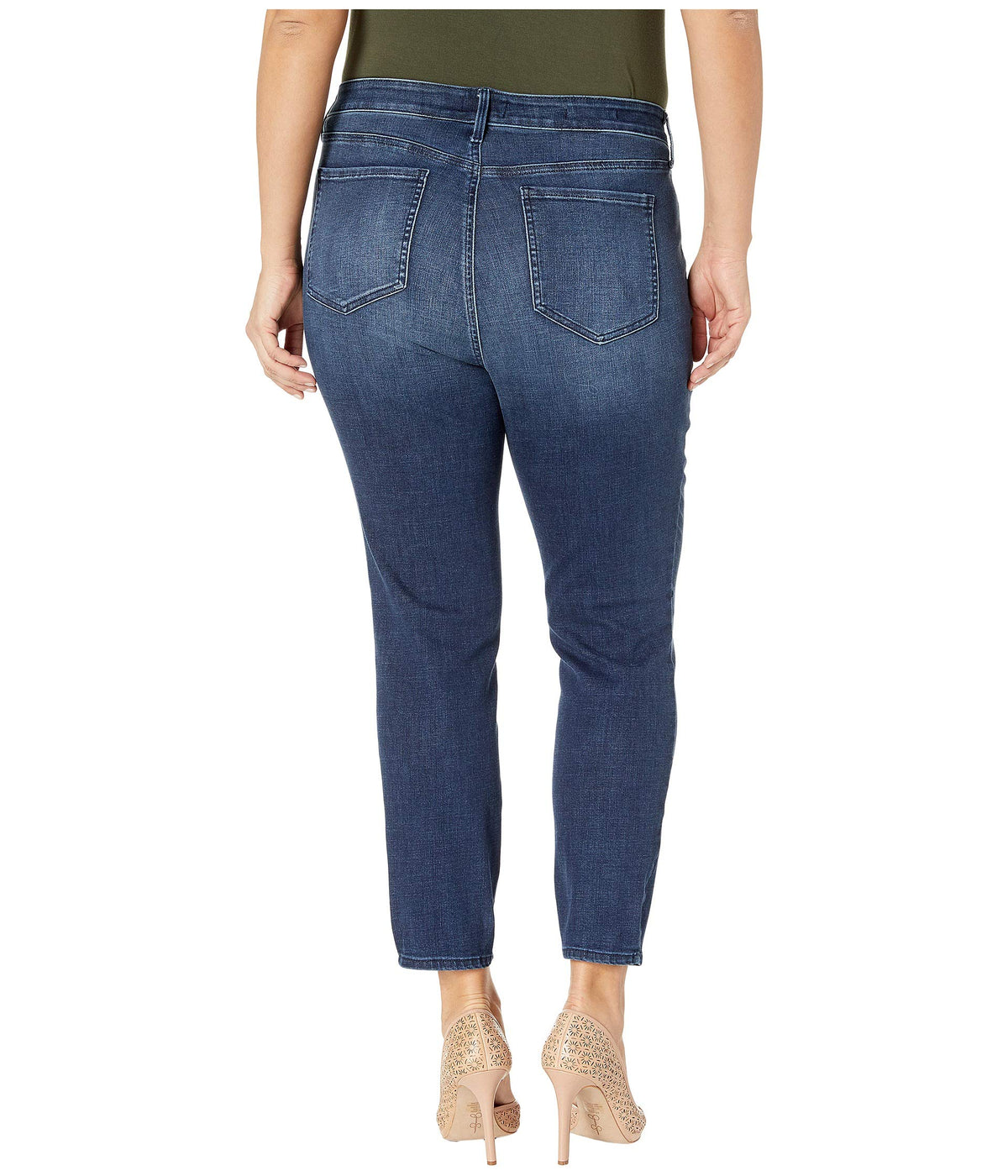 Plus Size Ami Skinny in Rego
