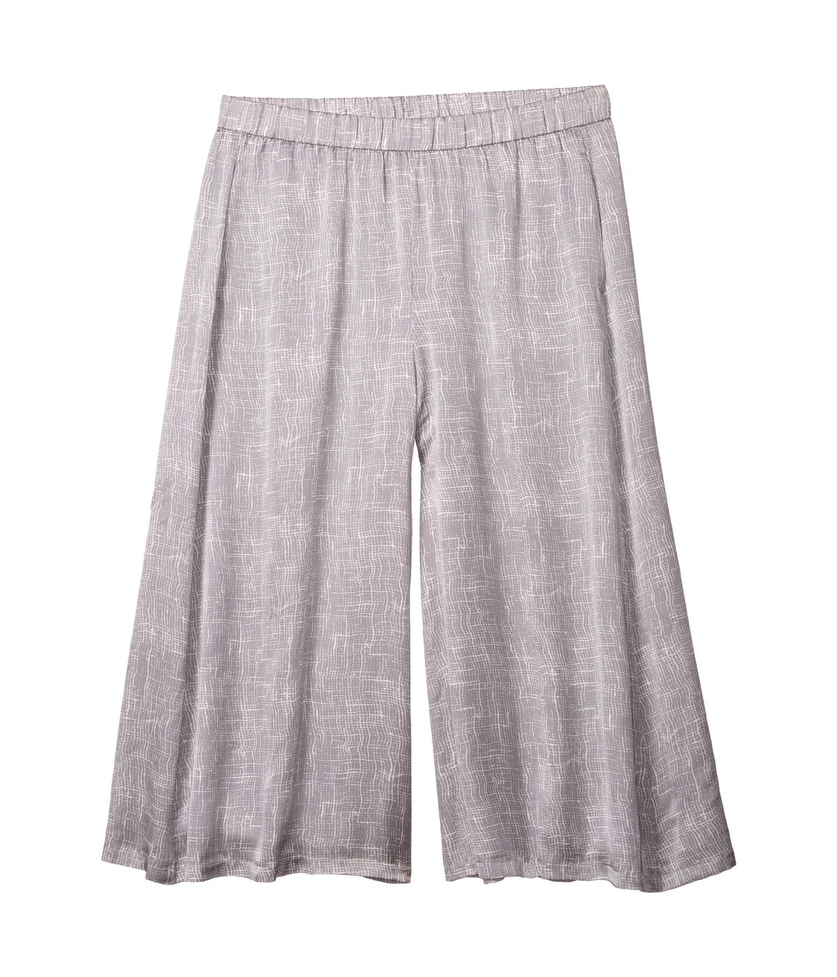 Culotte Cropped Pants