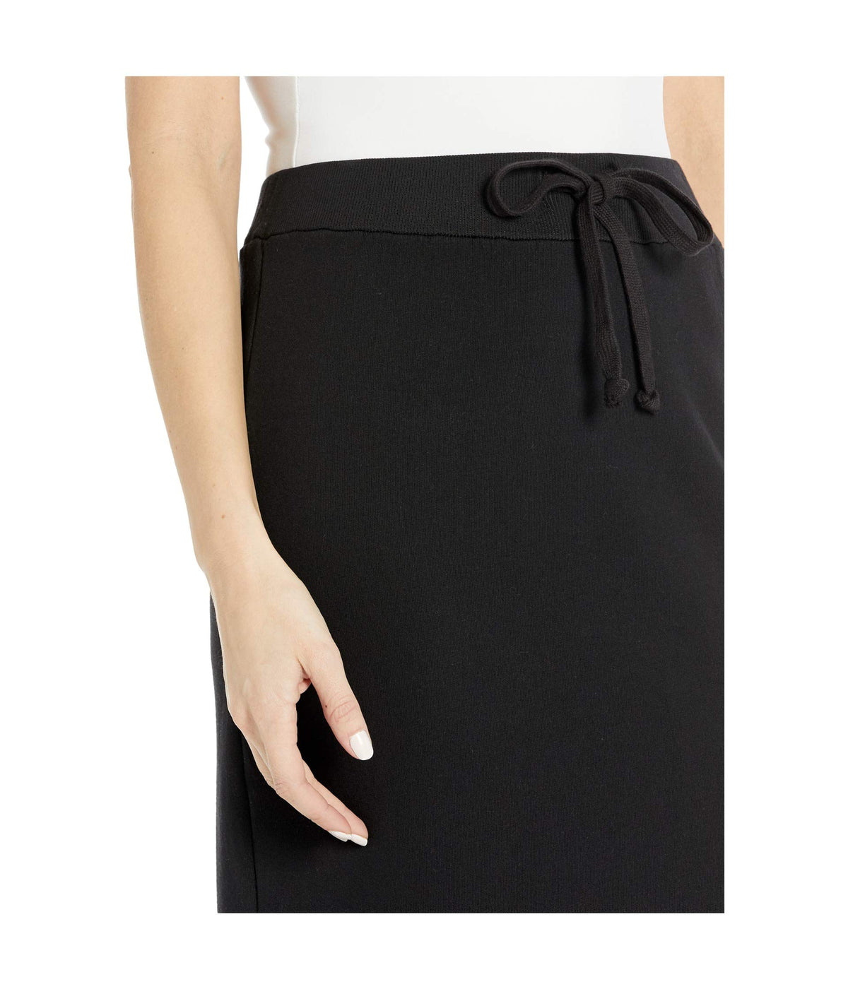Brenna Modal/Cotton Fleece Skirt