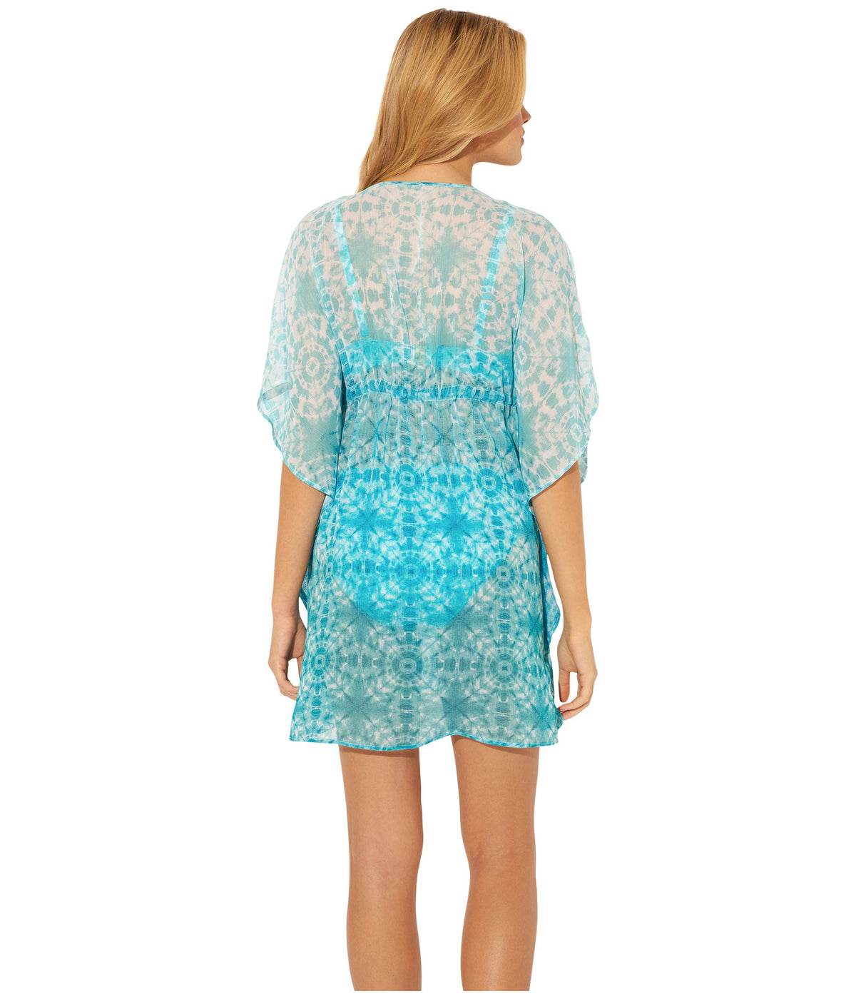 Make Waves Caftan Cover-Up