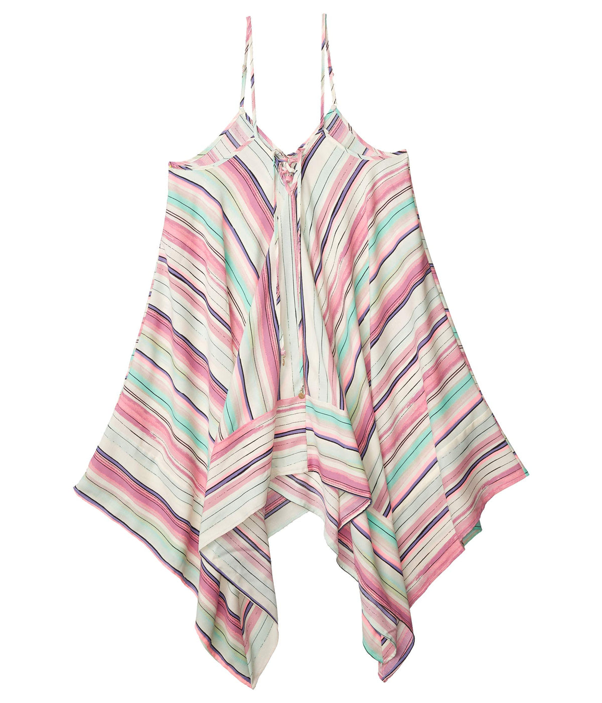Sunset Bay Lace Front Cover-Up