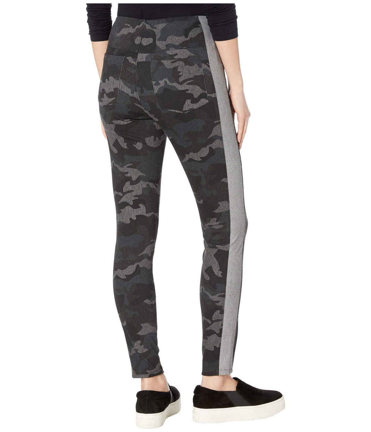 Greenwich Camo Denim