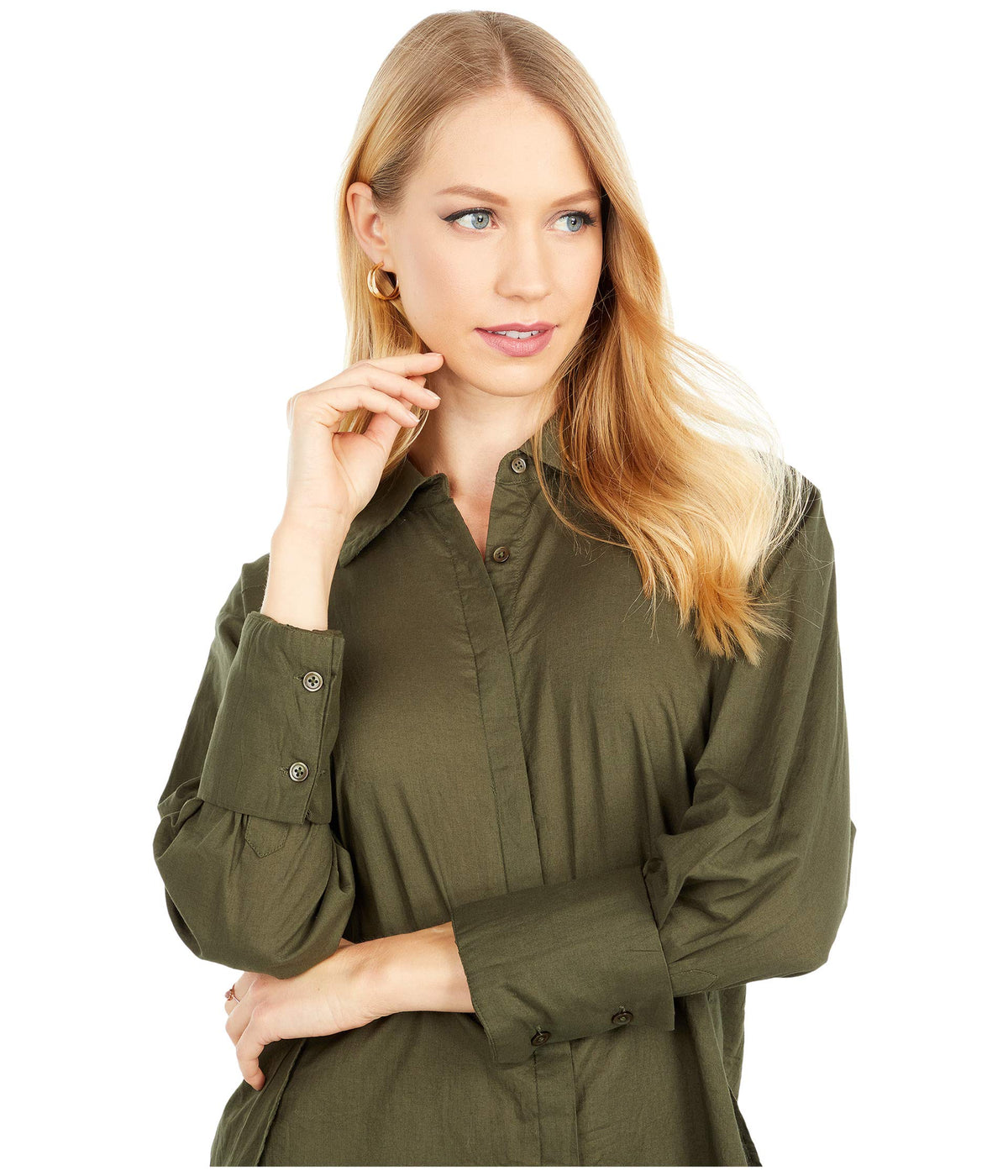 Clemence Shirt with French Cuff