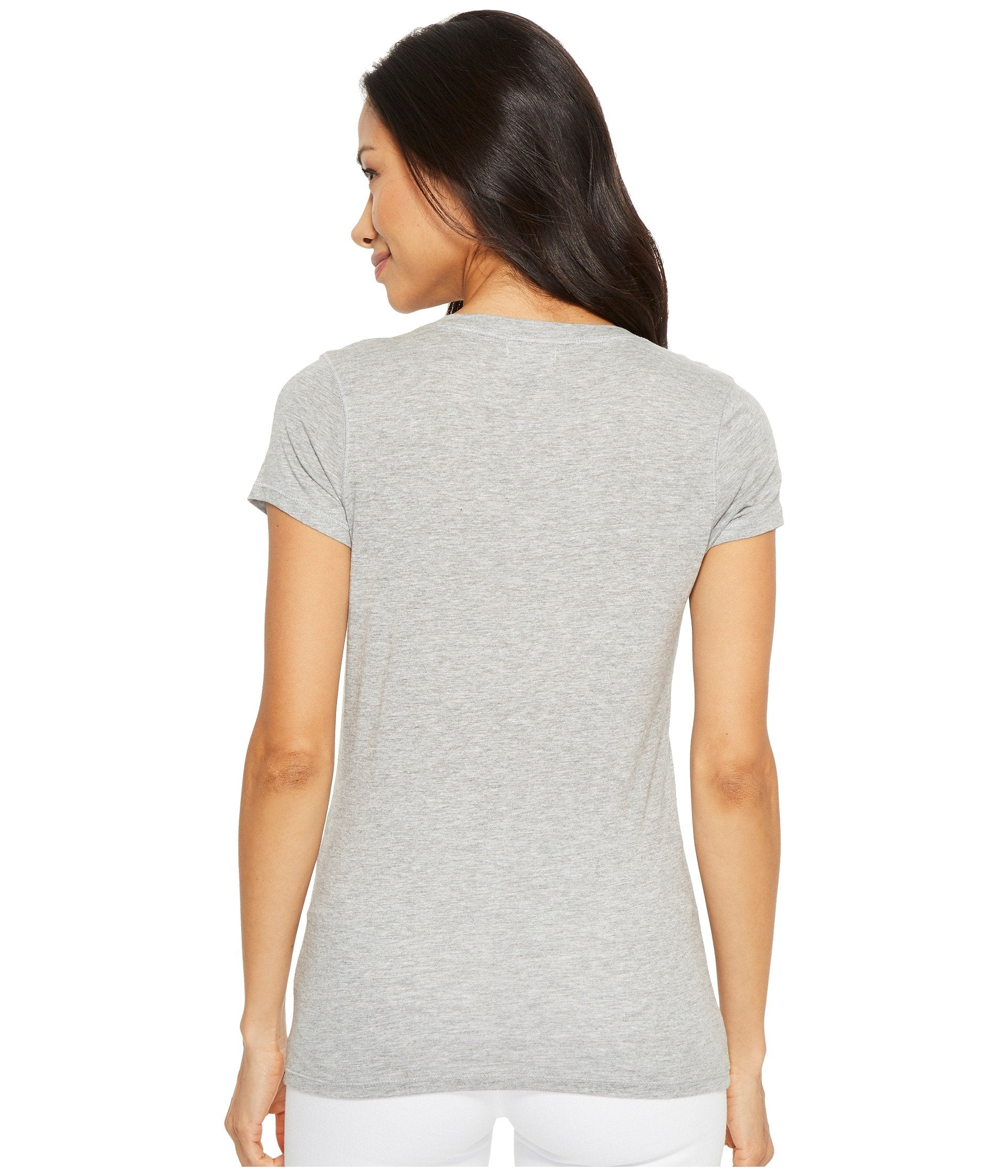 Tonal Embroidered T-Shirt