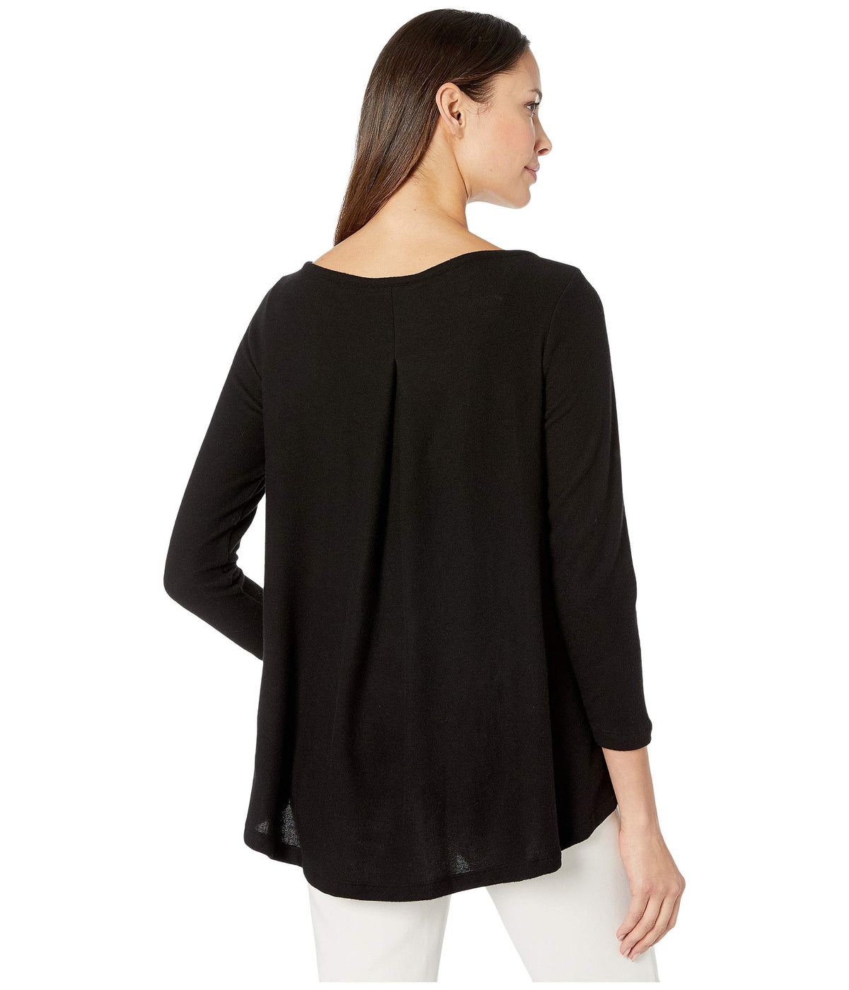 Pleat Back Top
