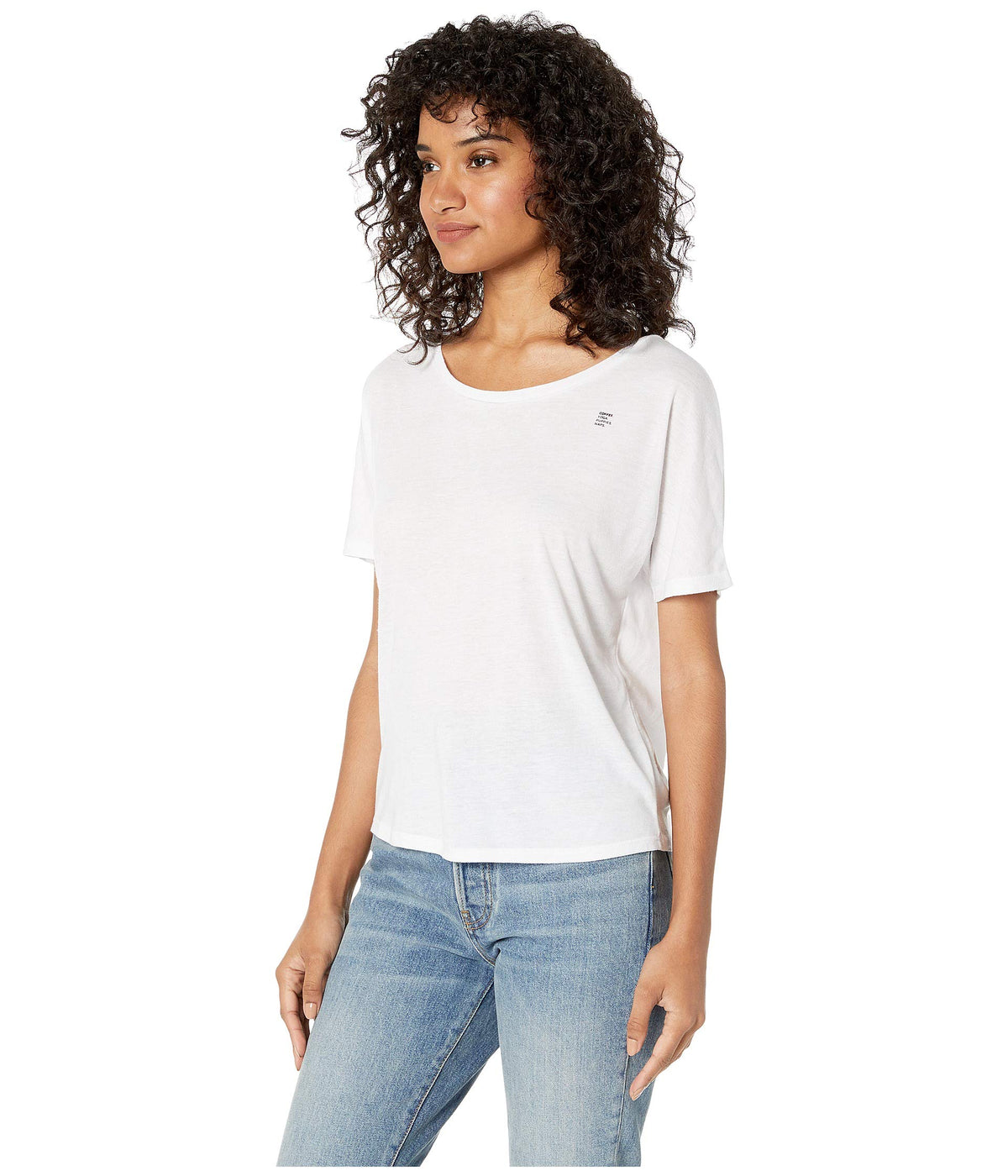 Faves Open Back T-Shirt