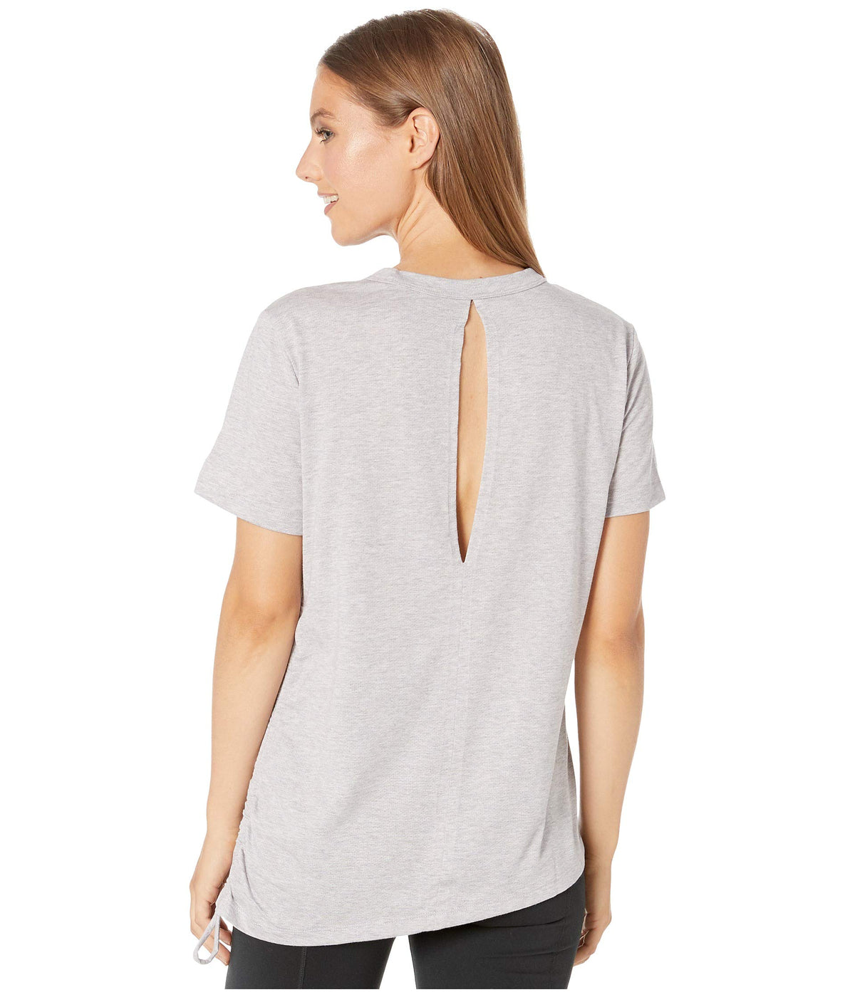 Miler Top Short Sleeve Cinched