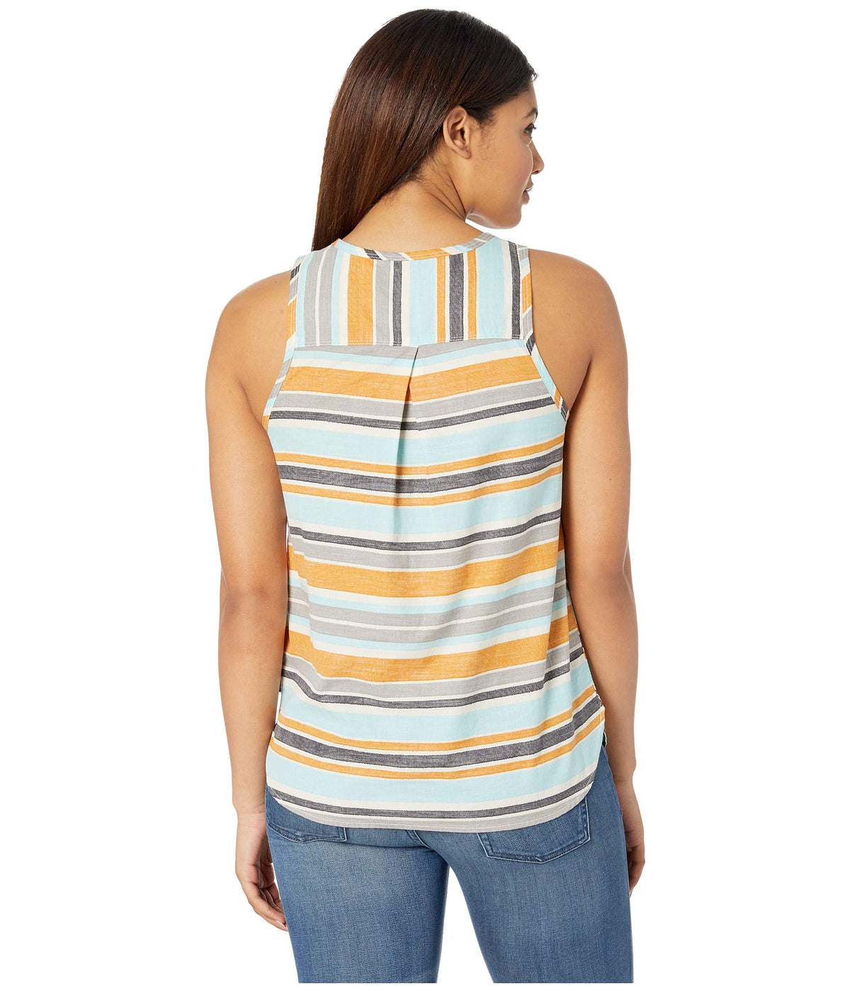 Sleeveless Bayward Top