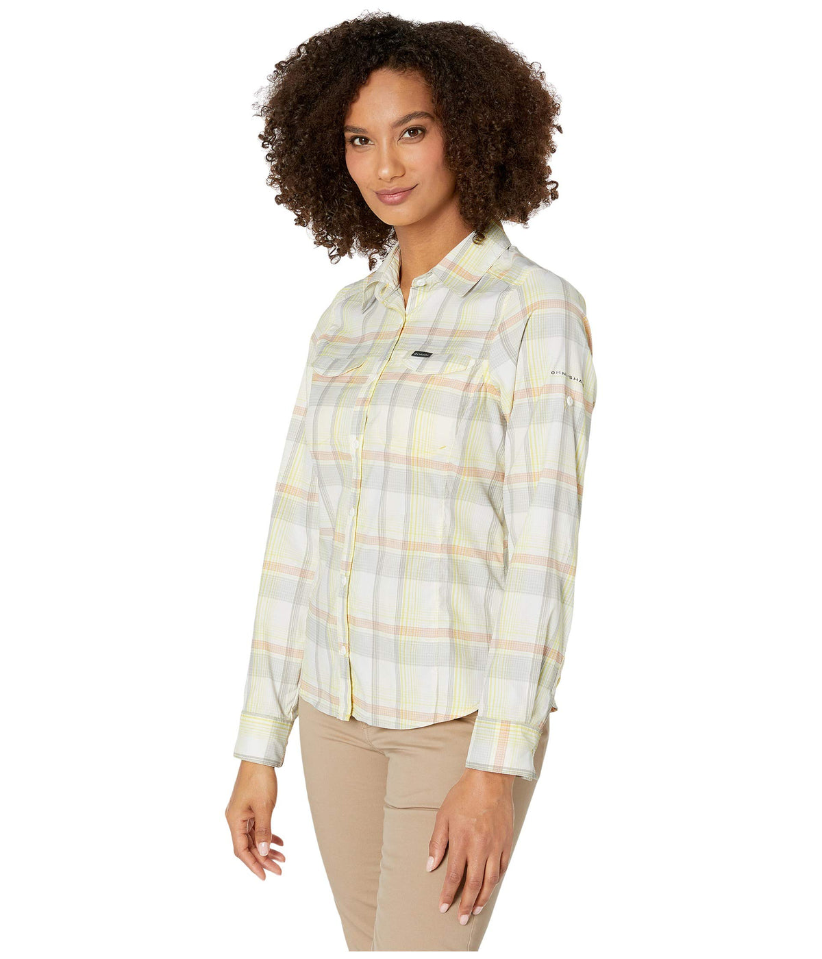 Silver Ridge Lite Plaid Long Sleeve Shirt