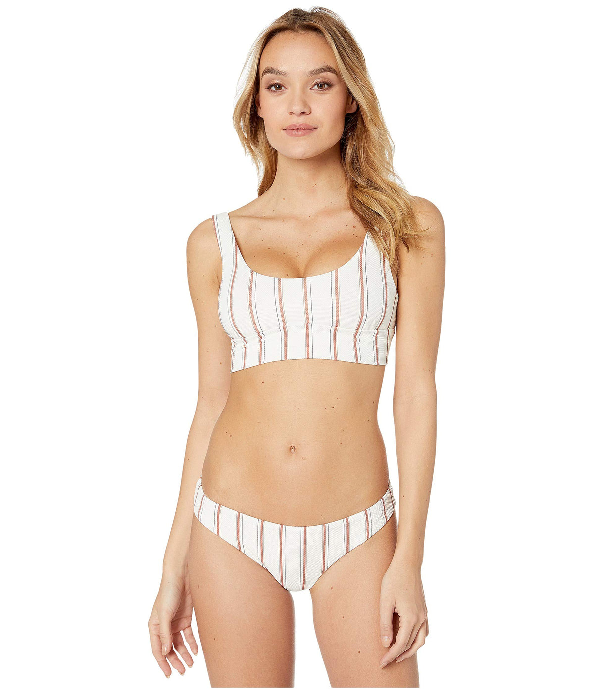 Summer Stripes Annia Bikini Bottoms