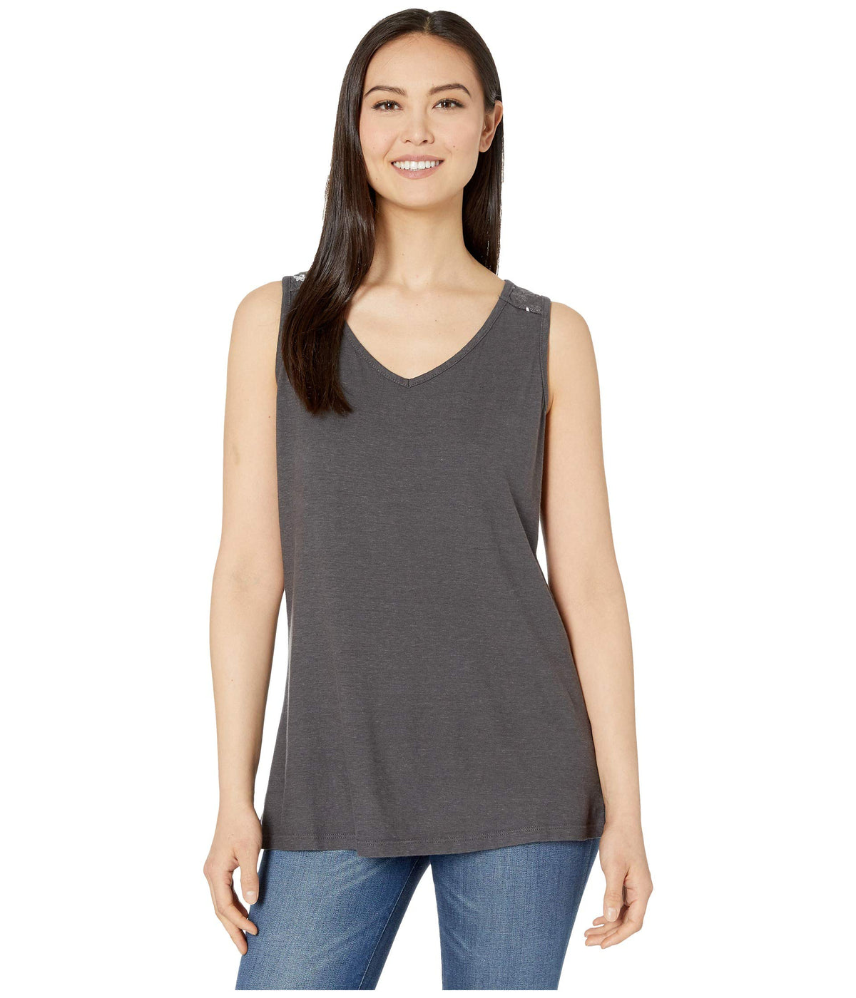 Flynn V-Neck Tank Top